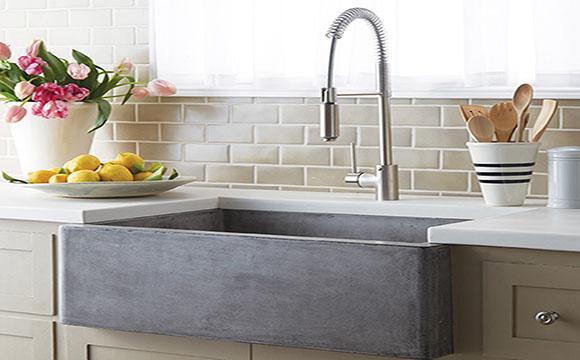 Changer son évier de cuisine : l'évier en pierre