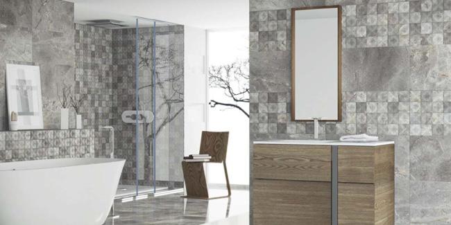 Faïence pour une salle de bain moderne : Nos conseils