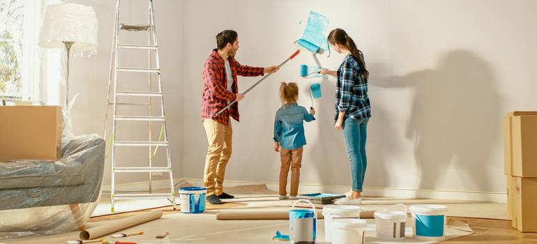 Famille travaux crédit rénovation