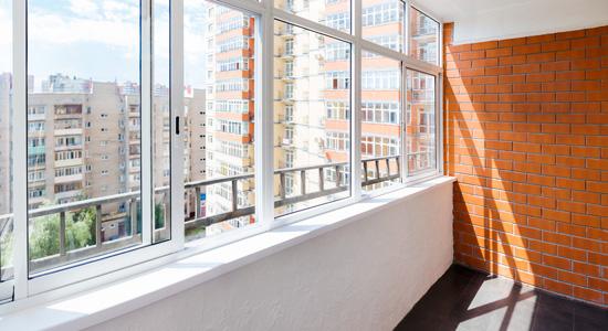 La fenêtre coulissante, pour un gain de place