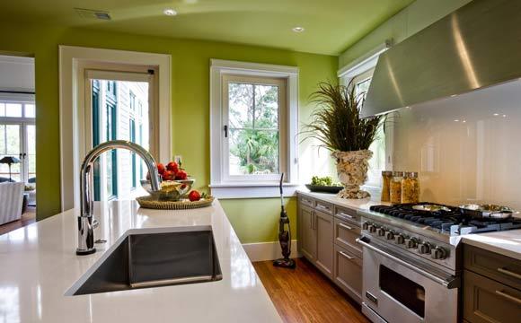 Quel fini pour sa peinture de cuisine ?