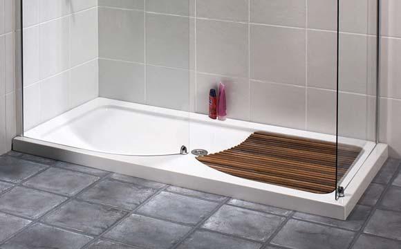 Quelle forme choisir pour la pose d'un receveur de douche ?