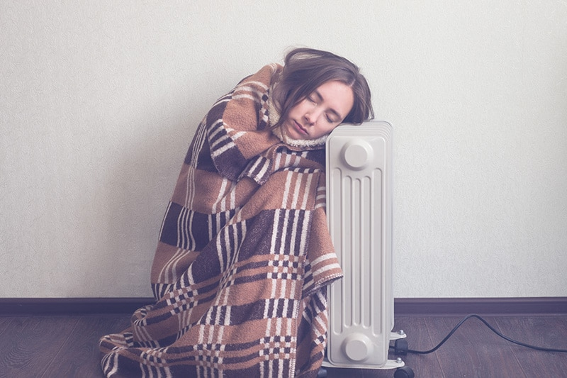 Inconfort thermique : Chauffage