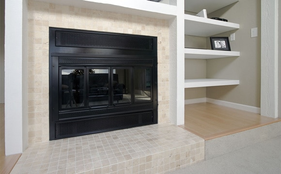 clapet chemin e foyer ouvert. Black Bedroom Furniture Sets. Home Design Ideas