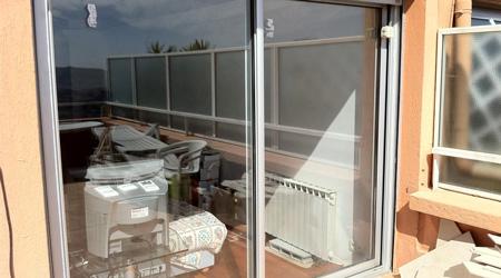 L'installation d'une baie vitrée PVC