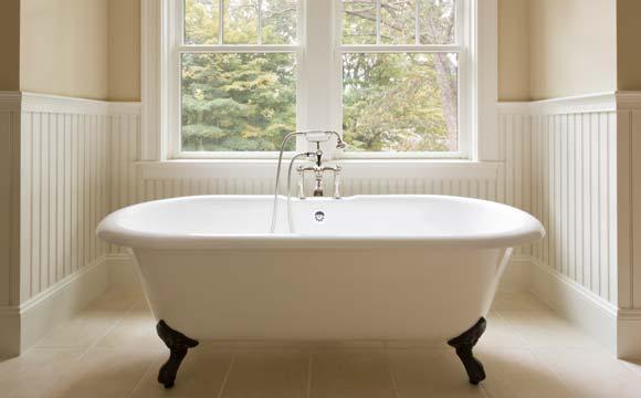 L'installation d'une baignoire : choisir le matériau