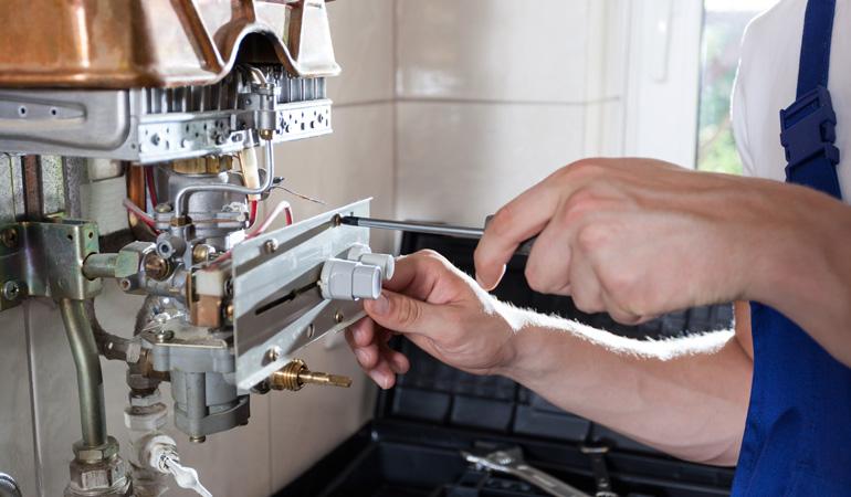 Installation d'une chaudière gaz : L'intervention d'un chauffagiste