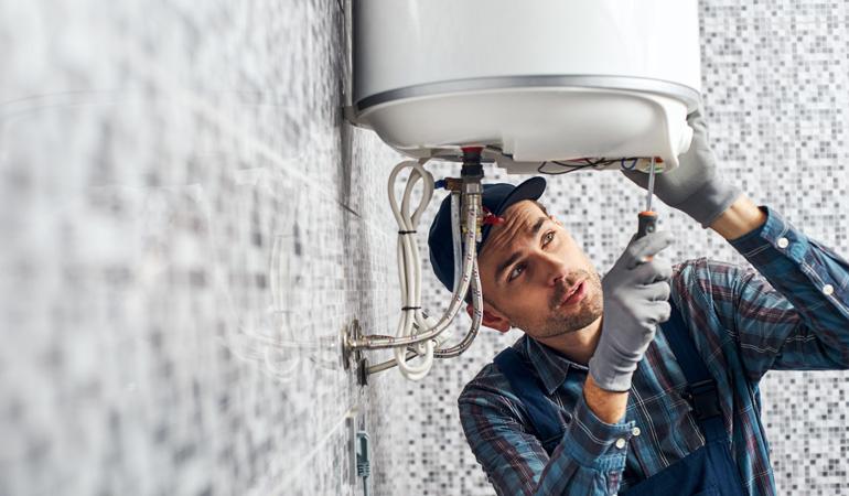 Installation d'un chauffe-eau : L'intervention d'un plombier