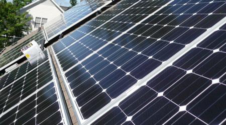 L'installation d'une climatisation solaire