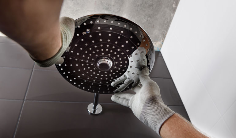 Installation d'une douche : L'intervention d'un professionnel
