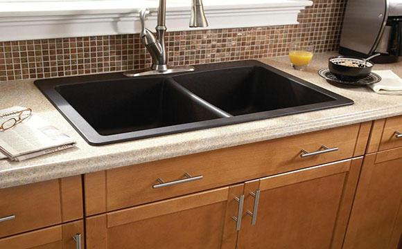 Quelle installation pour un évier de cuisine?