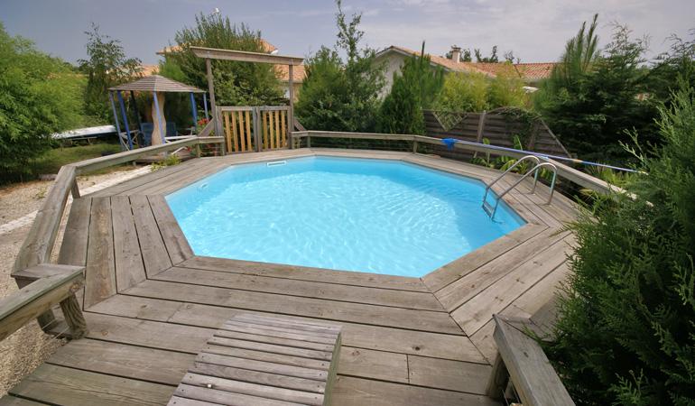 Installation d'une piscine bois : Coût de la main-d'œuvre