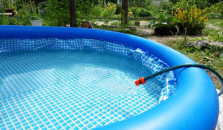 Installation d'une piscine hors-sol : Coût de la main-d'œuvre