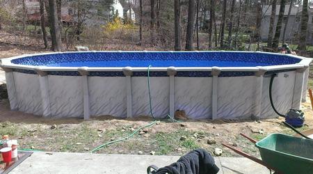 prix d 39 une piscine hors sol co t moyen tarif de pose