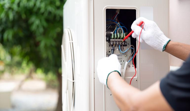 Installation d'une pompe à chaleur air-eau : Coût de la main-d'oeuvre
