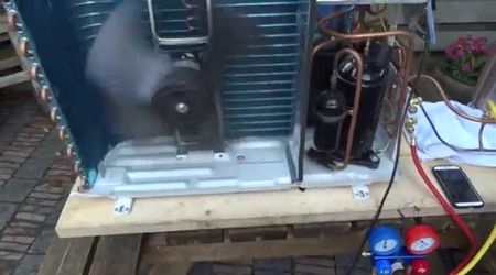 L'installation d'une pompe à chaleur air-eau