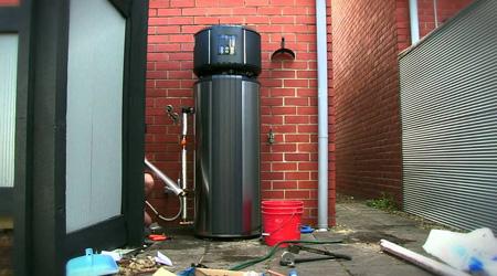 L'installation d'une pompe à chaleur eau-eau