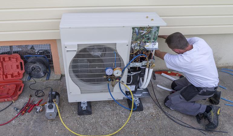 Installation d'une pompe à chaleur : L'intervention d'un chauffagiste