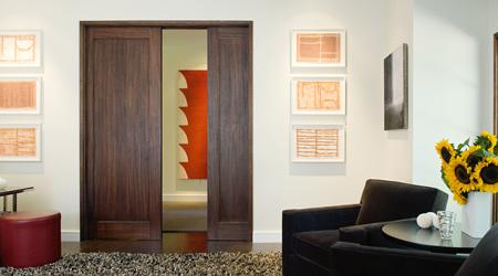 L'installation d'une porte intérieure bois