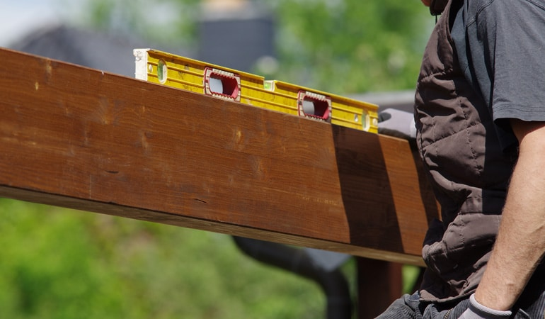 Installation d'une pergola : L'intervention d'un professionnel