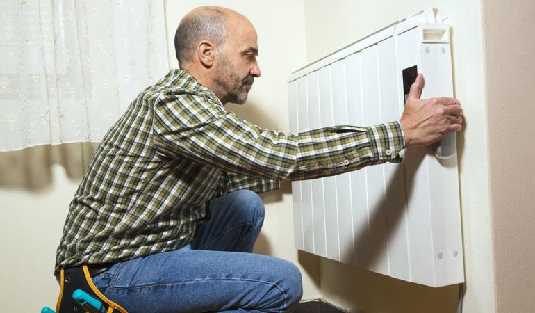 Installation d'un radiateur électrique : L'intervention d'un professionnel