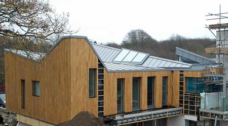 L'installation d'une toiture en zinc