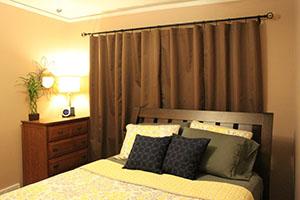 Bien installer ses rideaux dans une chambre
