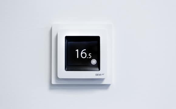 Installer des thermostats modernes