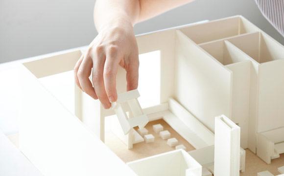 Interventions au forfait d'un architecte d'intérieur