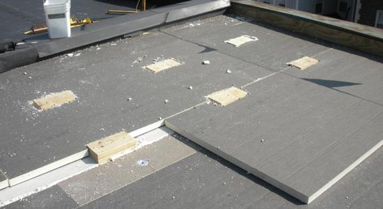 Quel isolant privilégier pour l'isolation de son toit plat