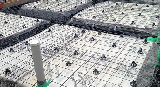L'isolation d'une dalle béton selon les configurations