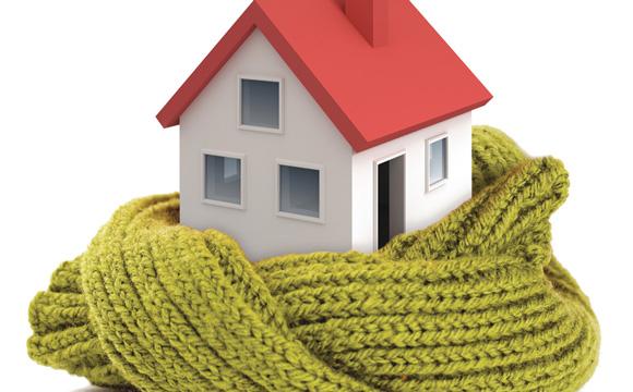 L'isolation physique d'une maison