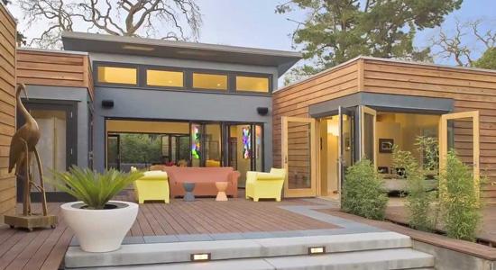 extensions bois en kit nos avis et conseils prix pose. Black Bedroom Furniture Sets. Home Design Ideas