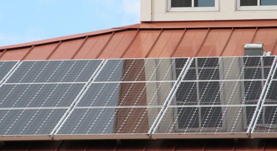 Les types de panneaux solaires photovoltaïques