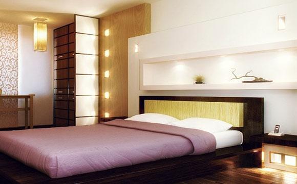 Apporter de la lumière pour aménager une chambre
