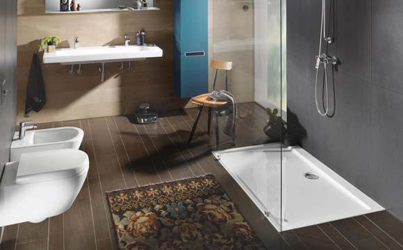 pose d 39 un receveur de douche le guide des bacs douche. Black Bedroom Furniture Sets. Home Design Ideas