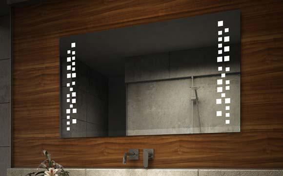 Les miroirs de salle de bain haut de gamme