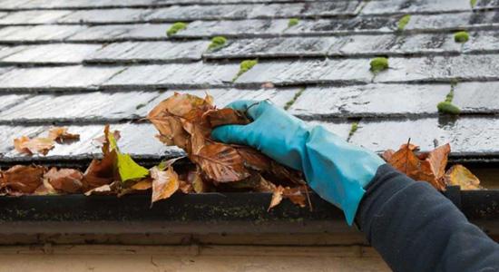 Nettoyer les gouttières, une excellente prévention