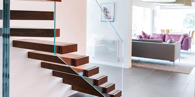 Les normes à respecter pour un escalier