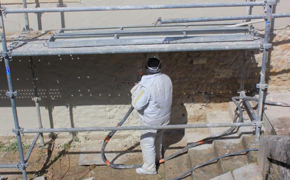 Installer un nouveau revêtement de façade