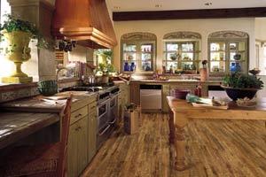 Opter pour un sol stratifié dans ma cuisine