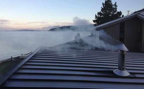 Optimiser le tirage da sa cheminée