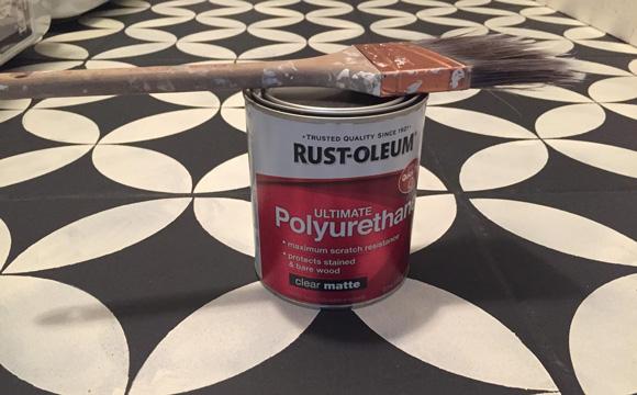 Envisager une peinture carrelage très solide