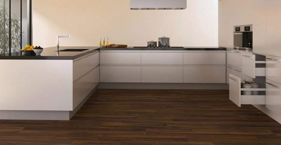 parquet pour cuisine choisir un parquet adapt l 39 usage. Black Bedroom Furniture Sets. Home Design Ideas