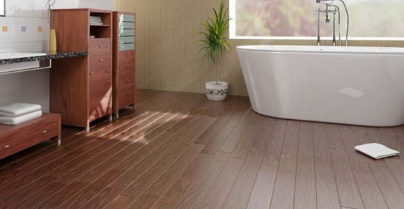 parquet de salle de bain choisir un parquet pour pi ce d 39 eau. Black Bedroom Furniture Sets. Home Design Ideas