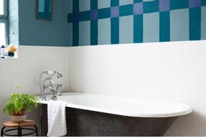Peindre le carrelage de sa salle de bain : C'est possible !