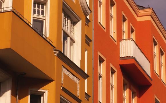 Peindre une façade, un entretien rapide