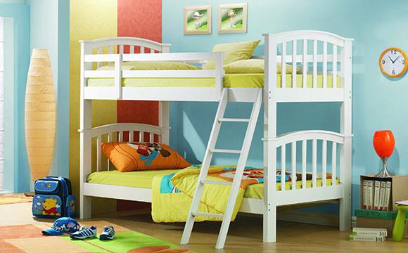Choix des couleurs dans la chambre d'enfant