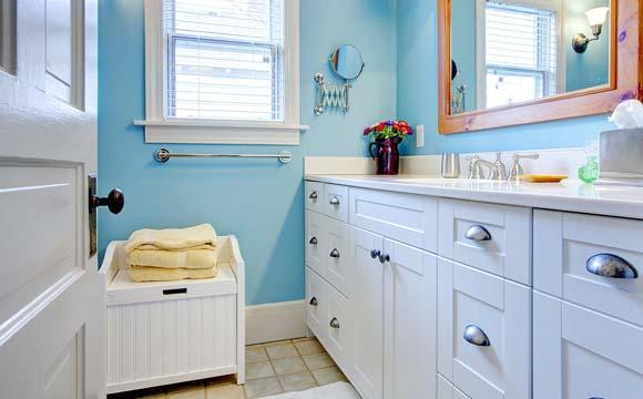 Quelle peinture choisir pour sa salle de bain