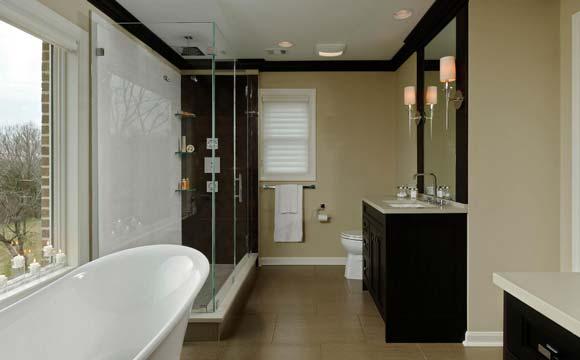 La peinture d'une salle de bain : une préparation minutieuse